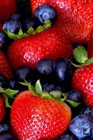 Красивые картинки на телефон фрукты - самые прикольные, сборка 13