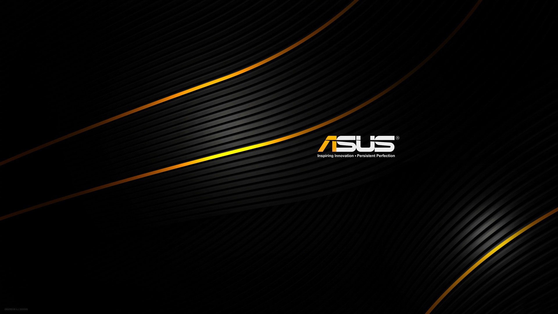 Красивые картинки Asus на рабочий стол 1920х1080 и 1366х768 - подборка 7