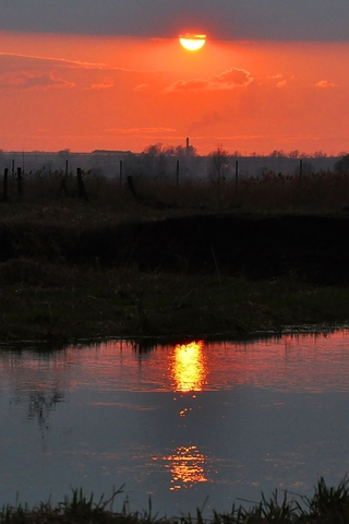 Крутые и красивые картинки на телефон закат, закат Солнца 16