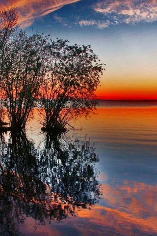 Крутые и красивые картинки на телефон закат, закат Солнца 2
