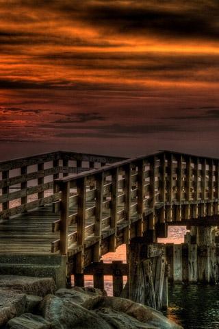 Крутые и красивые картинки на телефон закат, закат Солнца 6