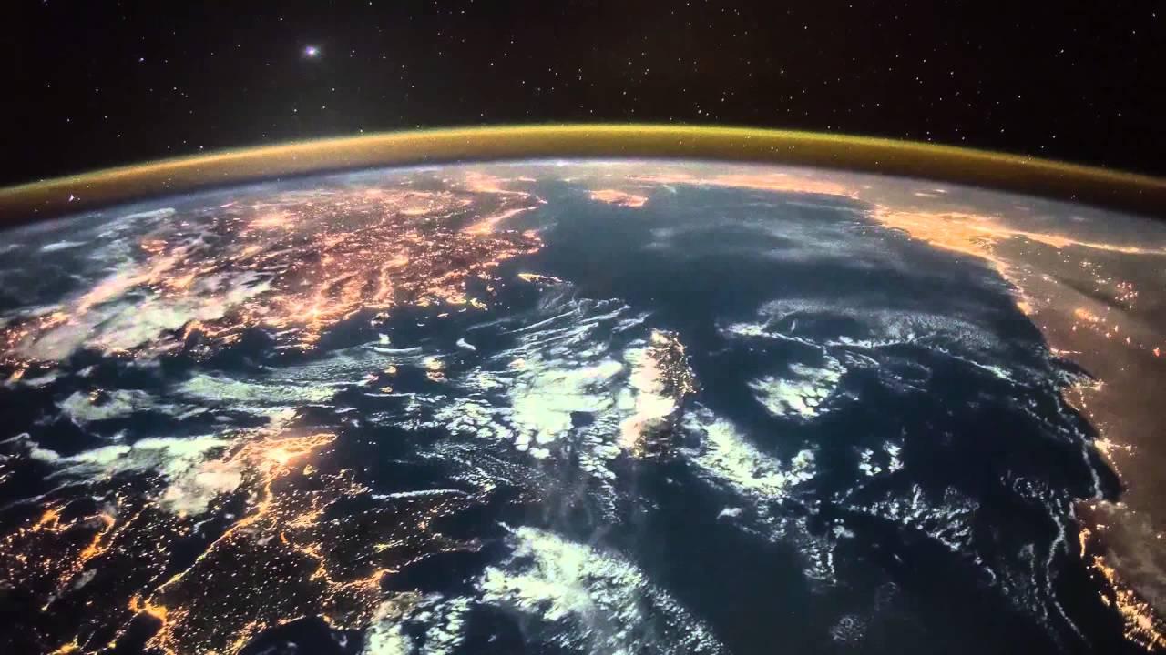 Невероятные фотографии Земли, взгляд из космоса - подборка 10