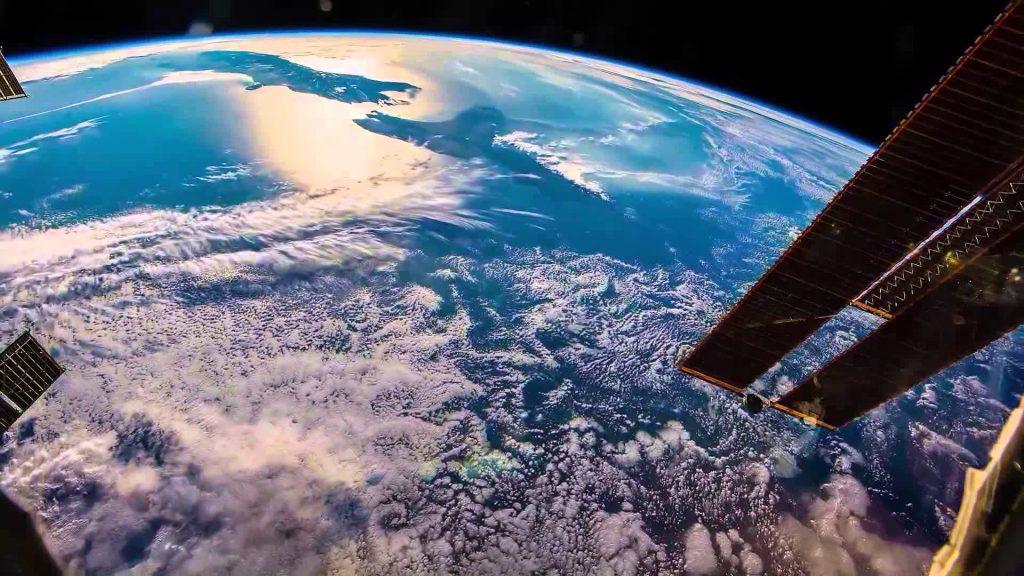 Невероятные фотографии Земли, взгляд из космоса - подборка 12