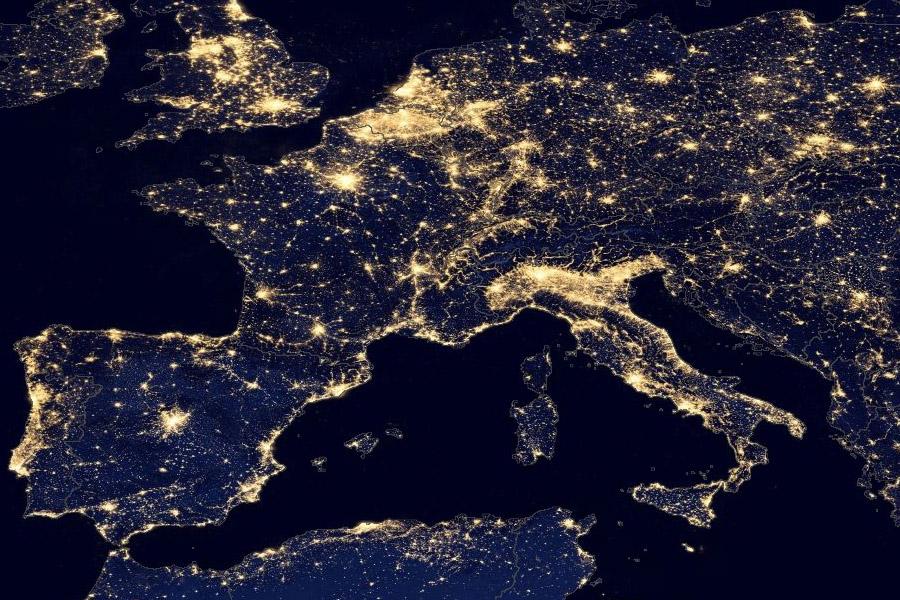 Невероятные фотографии Земли, взгляд из космоса - подборка 3