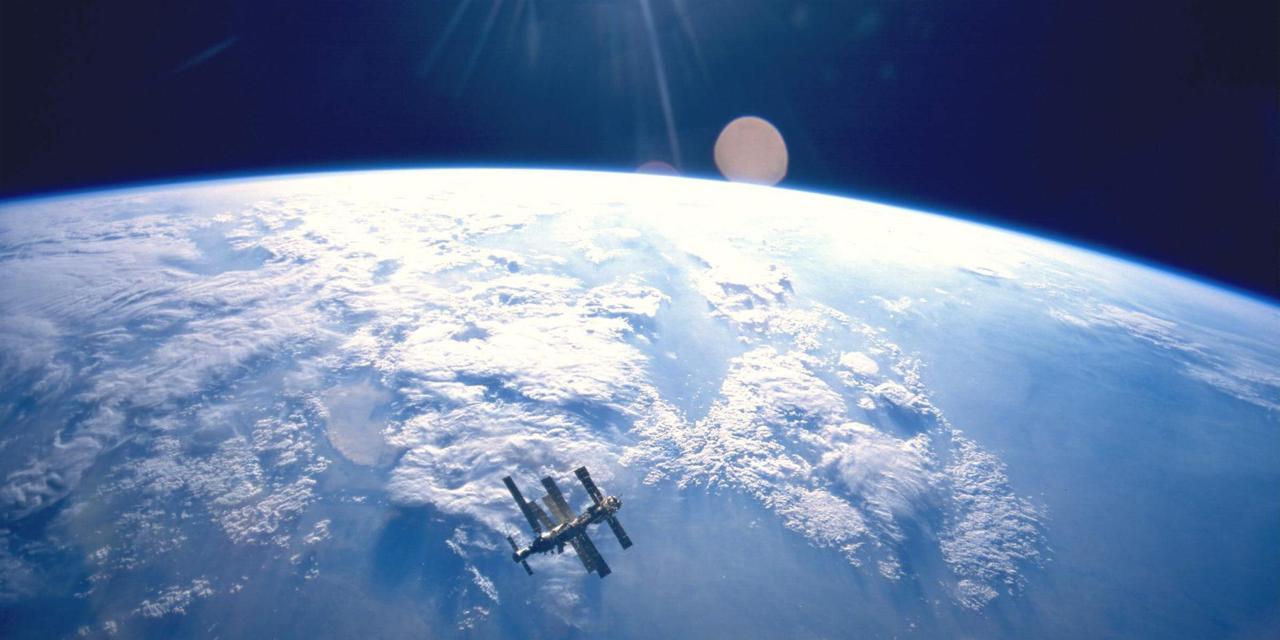 Невероятные фотографии Земли, взгляд из космоса - подборка 7
