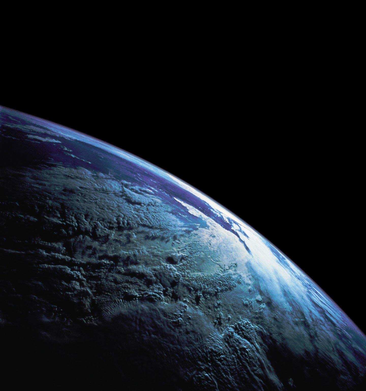 Невероятные фотографии Земли, взгляд из космоса - подборка 8