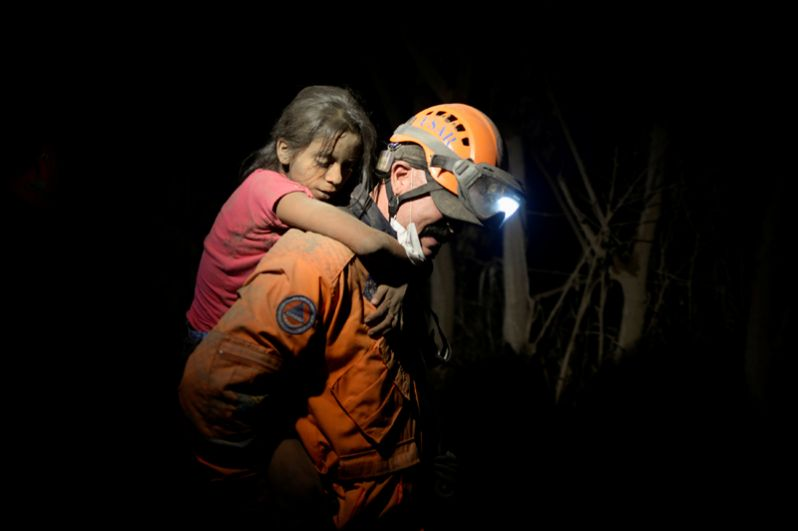 Последствия извержения вулкана Фуэго в Гватемале - фото, новости 5
