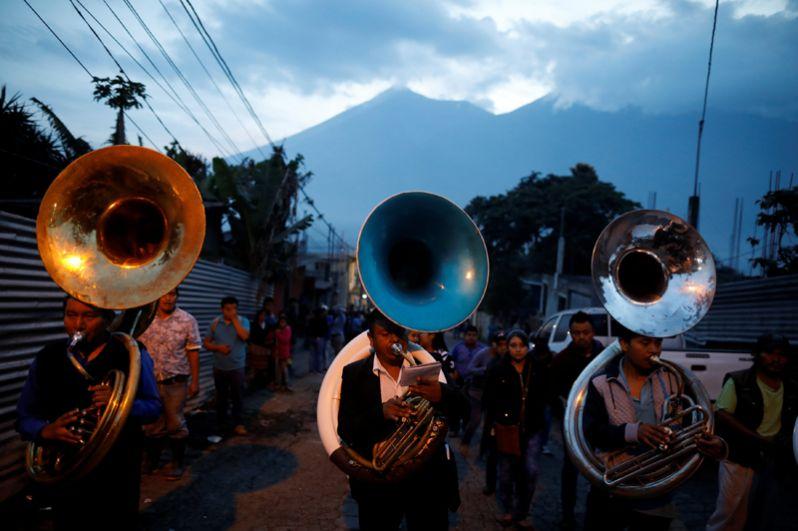 Последствия извержения вулкана Фуэго в Гватемале - фото, новости 6
