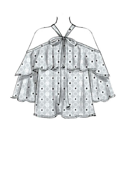 Прикольные и красивые картинки одежды для срисовки - подборка 2