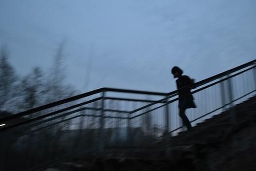 Прикольные и красивые фото на аву без лица ночью - для девушек 12