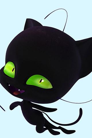 Прикольные картинки на телефон Леди Баг и Супер-кот - подборка 8