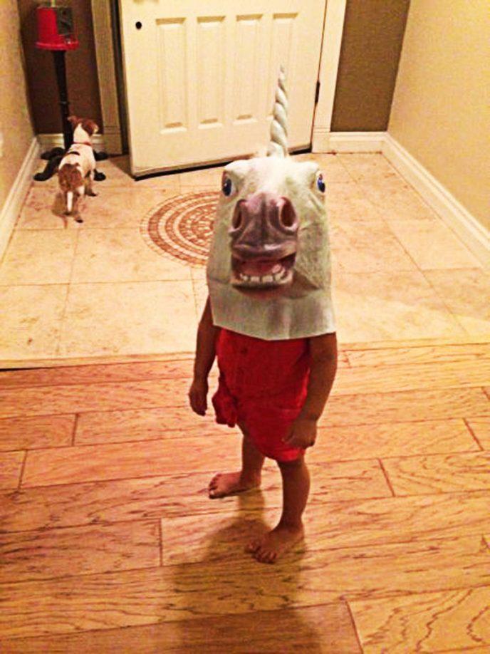 Самые смешные праздничные костюмы для детей - подборка фото 14
