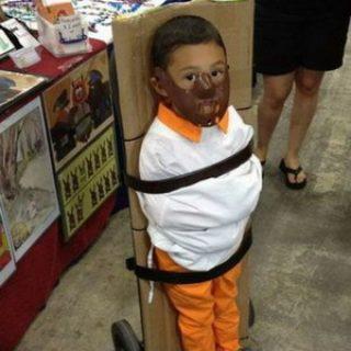 Самые смешные праздничные костюмы для детей - подборка фото 16