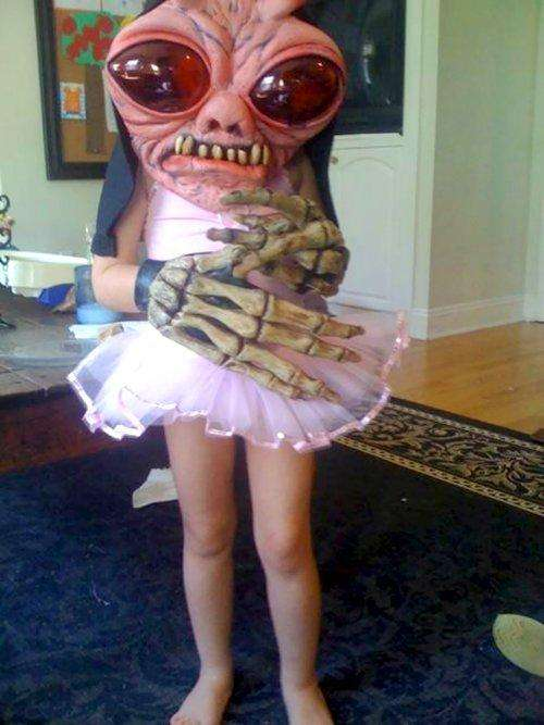 Самые смешные праздничные костюмы для детей - подборка фото 2