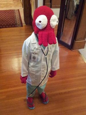 Самые смешные праздничные костюмы для детей - подборка фото 3