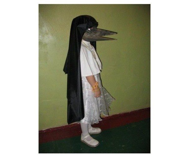 Самые смешные праздничные костюмы для детей - подборка фото 4