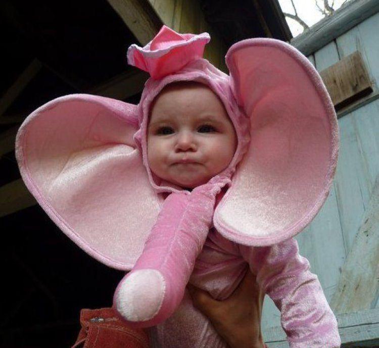 Самые смешные праздничные костюмы для детей - подборка фото 9
