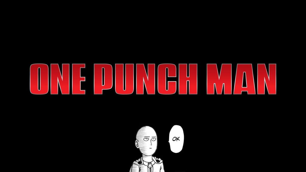 Аниме Ванпанчмен, One Punch Man - крутые обои на рабочий стол 4