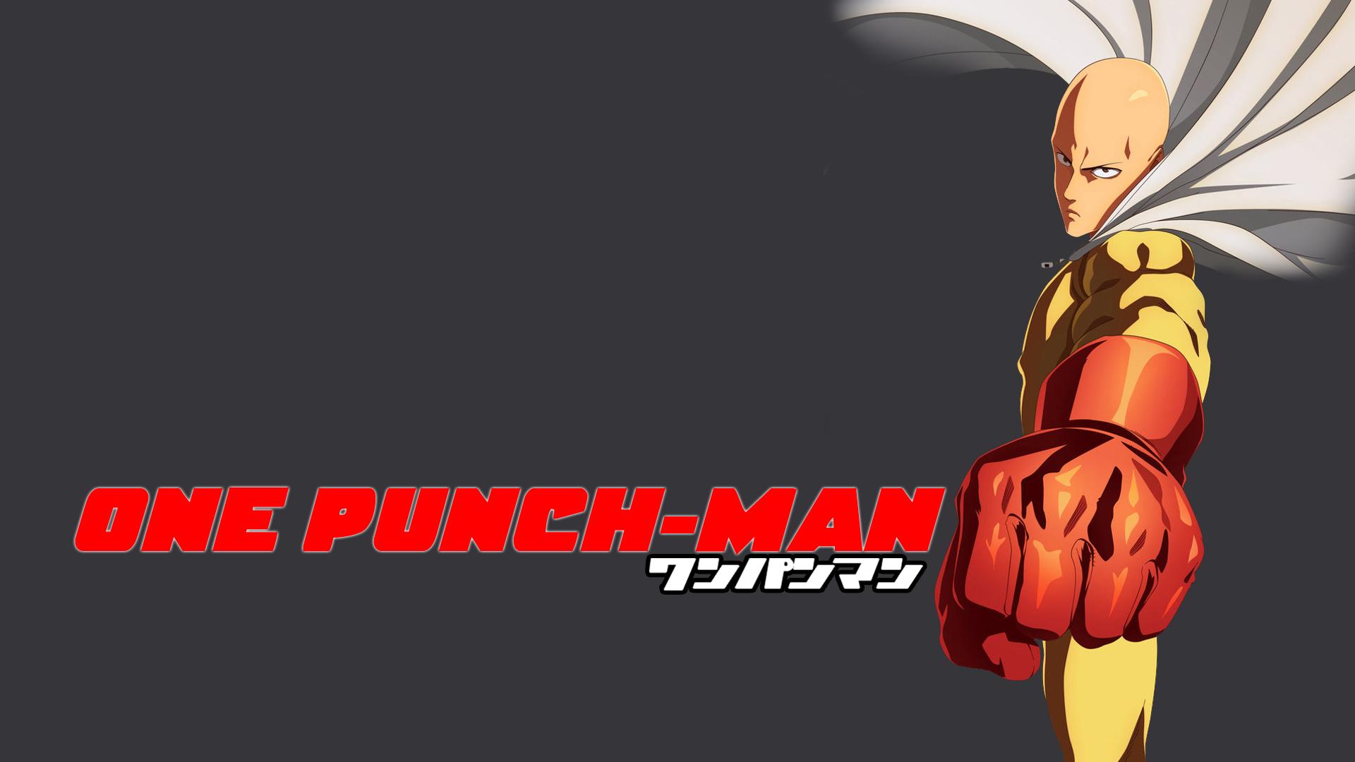 Аниме Ванпанчмен, One Punch Man - крутые обои на рабочий стол 7