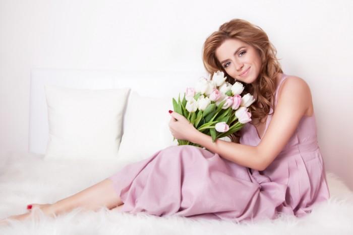 Какие цветы выбрать в подарок женщине по знаку зодиака - советы 2