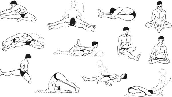 Как научиться садиться на шпагат в домашних условиях - лучшие упражнения 1
