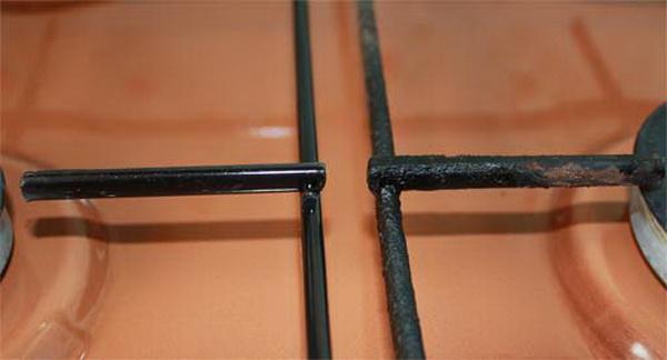 Как почистить газовую плиту, ручки, решетки в домашних условиях 2
