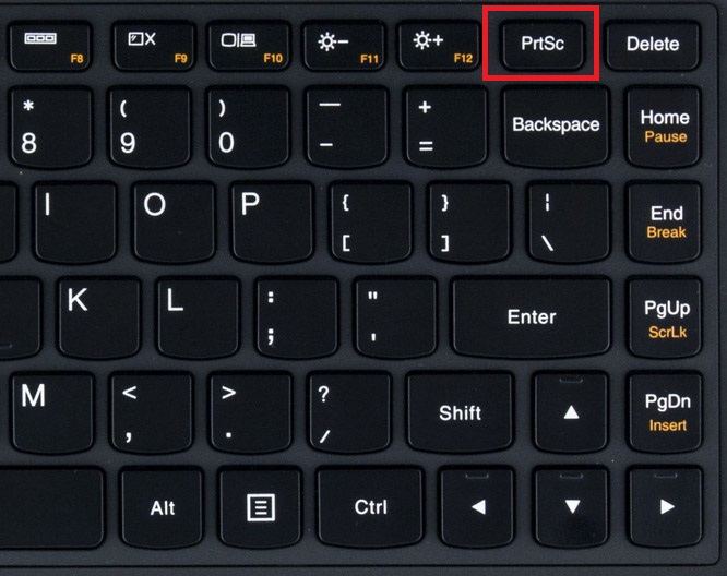 Как сделать скриншот на ноутбуке или компьютере. Как пользоваться принт скрином 1