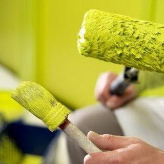 Как убрать запах краски в квартире или доме - эффективные способы 3