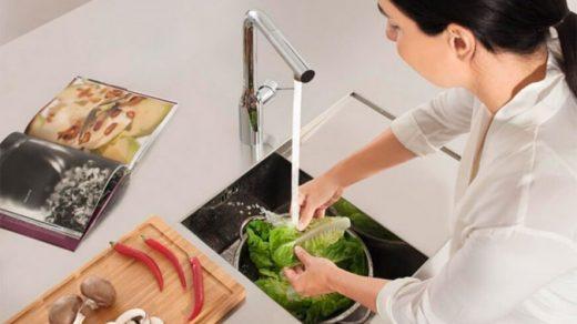 Как экономить воду на кухне - главные способы и рекомендации 1