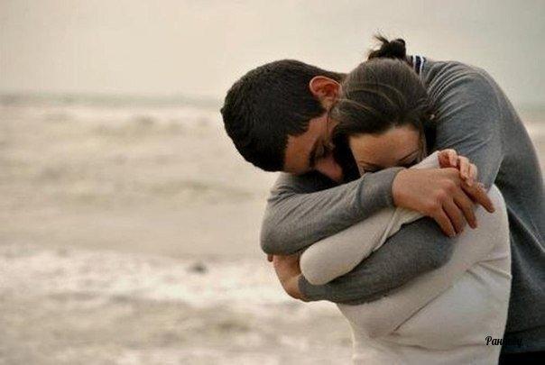 Картинки и фото на аву парень с девушкой обнимаются - подборка 15