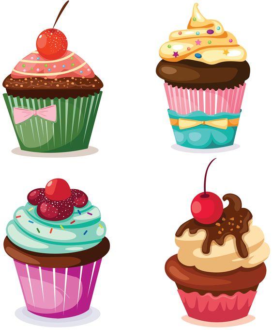 Картинки сладостей и вкусняшек для срисовки в дневник - подборка 13
