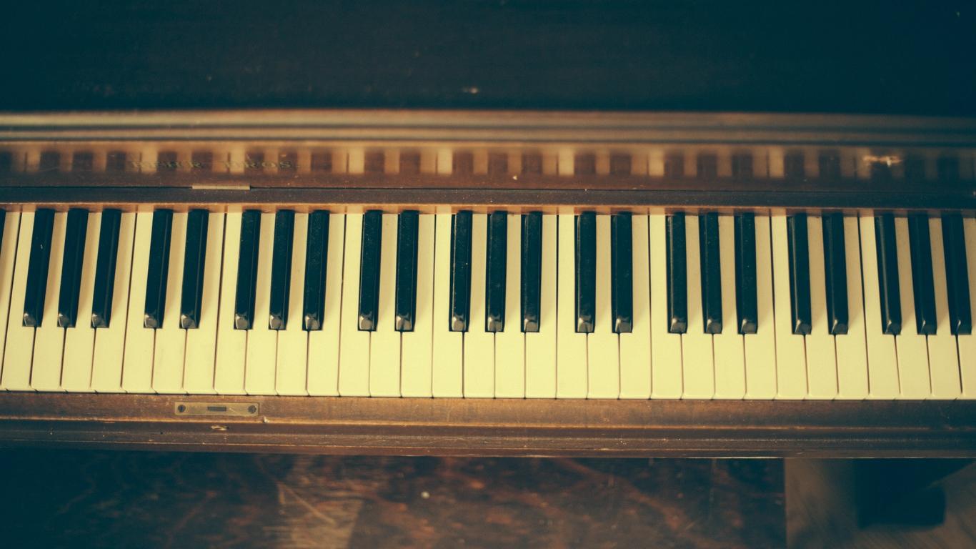 Классные и крутые обои на рабочий стол про музыку - подборка №7 16