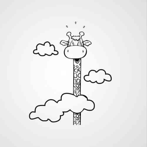 Классные и легкие рисунки, картинки срисовки для ЛД - подборка 4