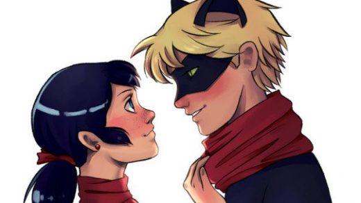 Красивые и милые комиксы из мультсериала Леди Баг и Супер Кот 9