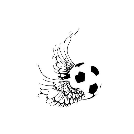 Красивые и прикольные картинки про футбол для срисовки - сборка 14