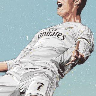 Красивые и прикольные картинки про футбол для срисовки - сборка 18