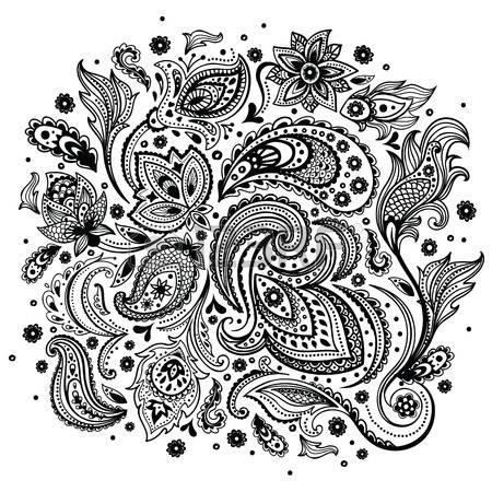 Красивые картинки орнаменты и узоры - подборка изображений 12