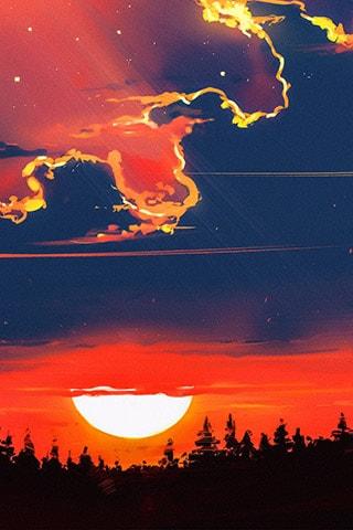 Красочные и яркие картинки на заставку на телефон - лучшая сборка 14