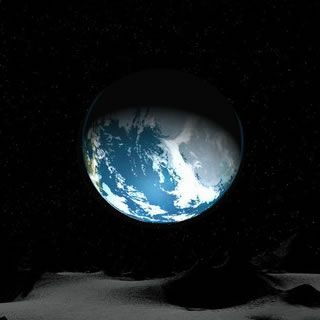 Невероятные и необычные картинки, фото луны на телефон на заставку 15