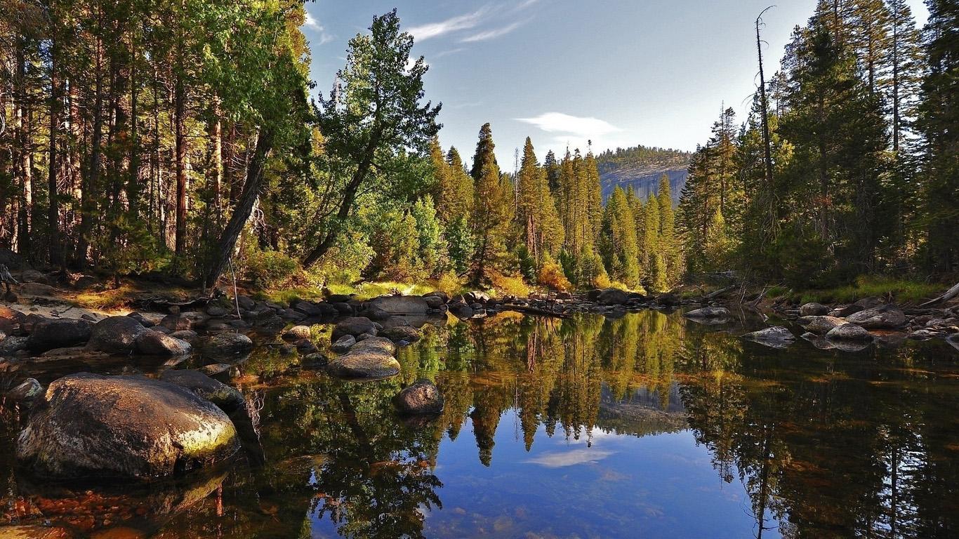 Невероятные пейзажи природы на рабочий стол - коллекция №10 11