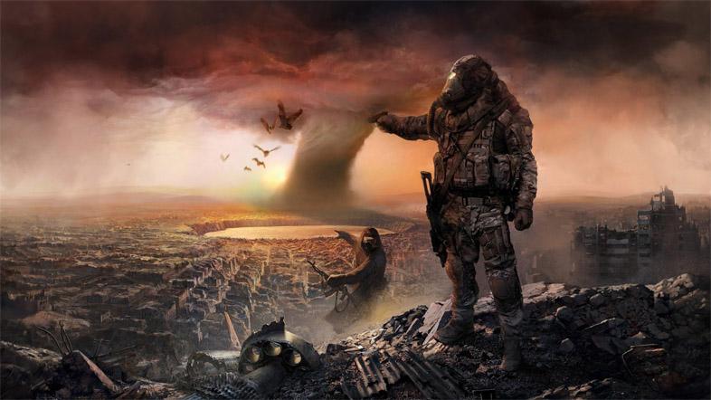 Очень красивые и завораживающие картинки Апокалипсиса - подборка 12