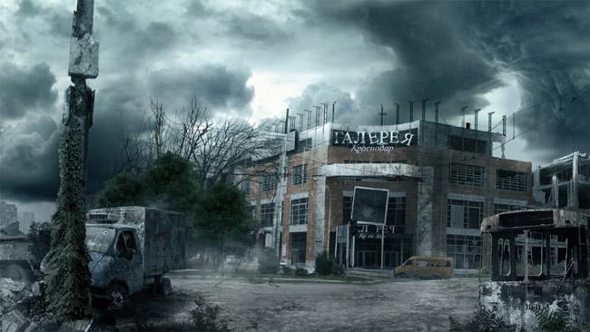 Очень красивые и завораживающие картинки Апокалипсиса - подборка 14