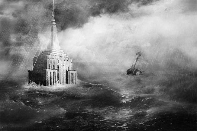 Очень красивые и завораживающие картинки Апокалипсиса - подборка 15