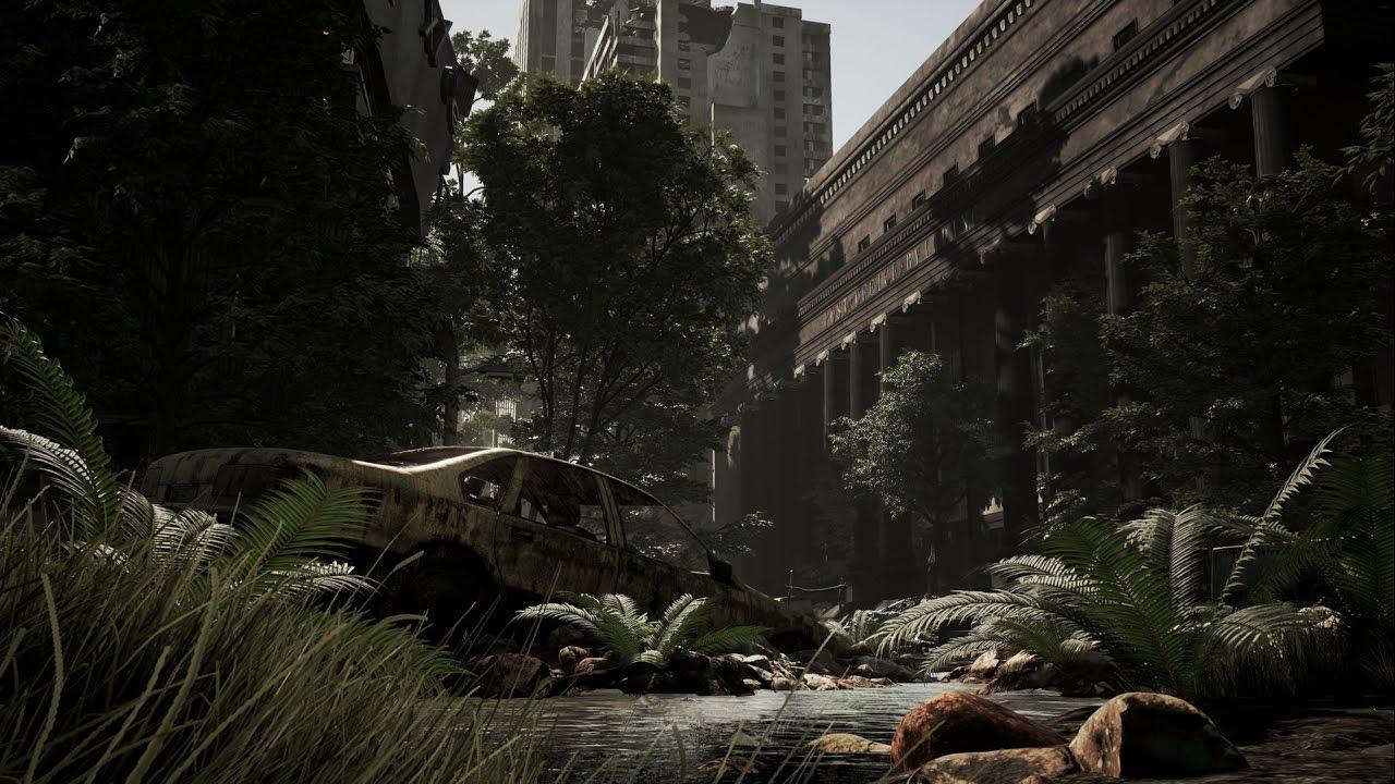 Очень красивые и завораживающие картинки Апокалипсиса - подборка 4