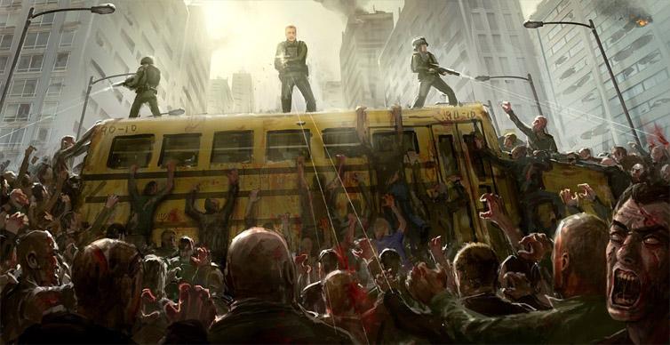 Очень красивые и завораживающие картинки Апокалипсиса - подборка 6