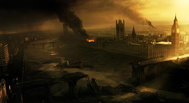 Очень красивые и завораживающие картинки Апокалипсиса - подборка 9