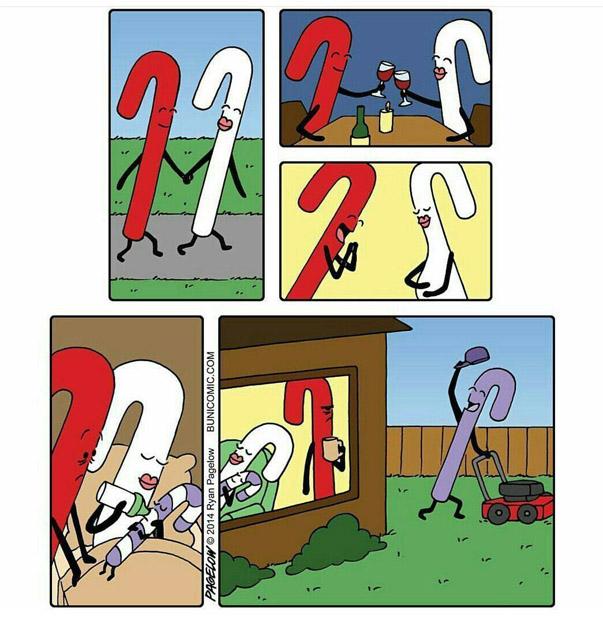 Подборка очень смешных и прикольных комиксов до слез №12 14