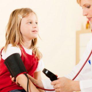 Причины изменения артериального давления у детей, его виды 2