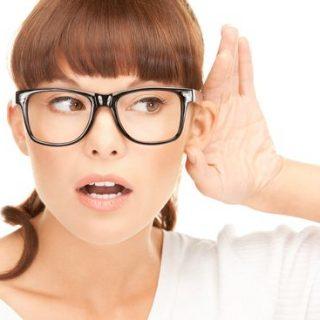Проблемы со слухом Лекарственные растения помогут вам 1