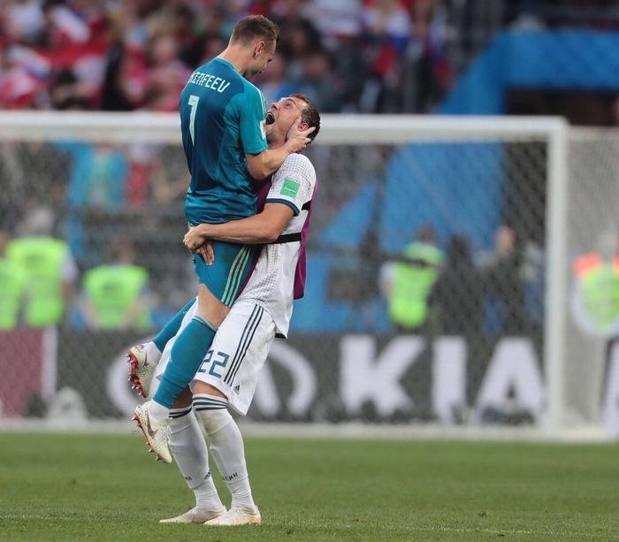 Смешные картинки про Чемпионат Мира по футболу 2018 6